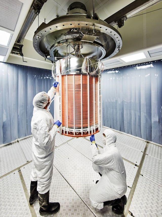 史上最高感度のダークマター検知実験、結果発表