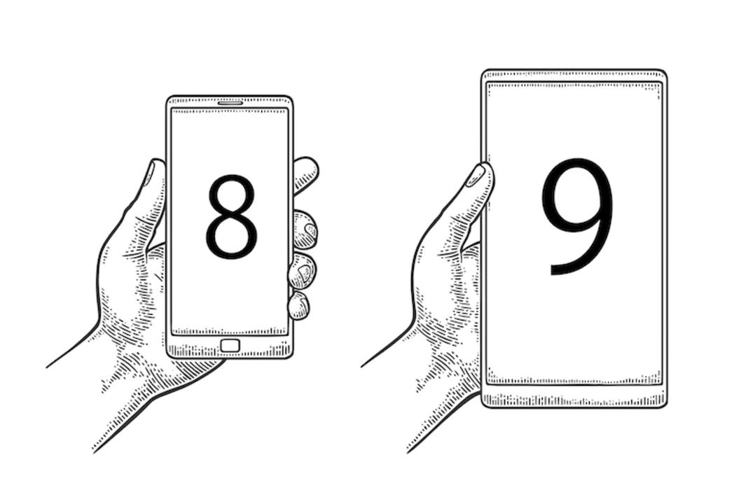 情報早すぎーー!「iPhone 9」はさらに画面が大きくなるそうです