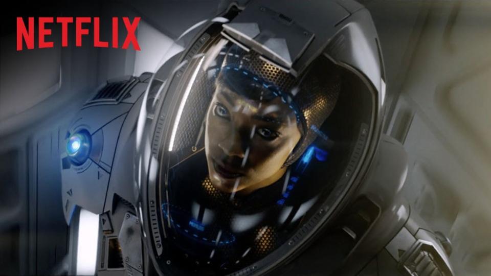 Netflixドラマ『スタートレック:ディスカバリー』ティザー予告編。映画なみに映像が超豪華!