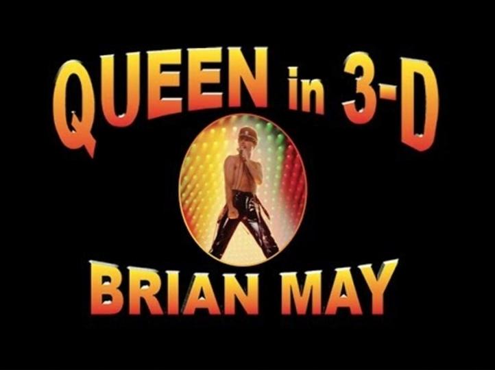 ブライアン・メイが撮影したクイーンの立体写真集「QUEEN in 3D」が発売。体験イベントも!