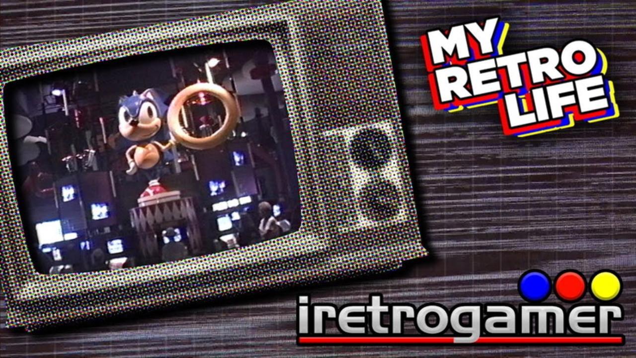 セガだらけのパビリオンに一家で遊びに行った1994年のホームビデオ