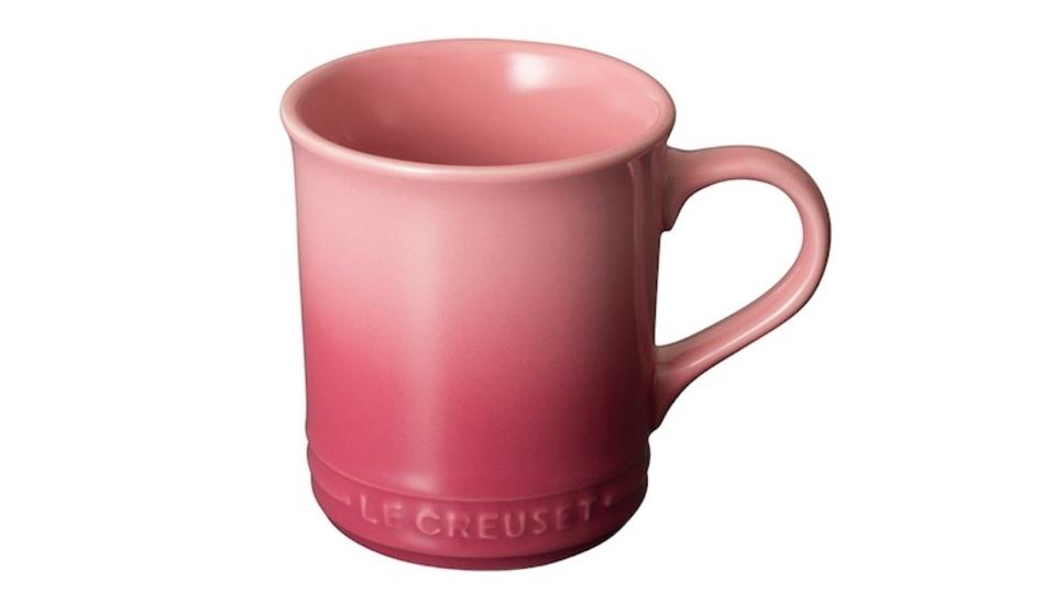 日頃の感謝を重さに込めて。母の日ギフトにピッタリなル・クルーゼ製マグカップが10%OFF