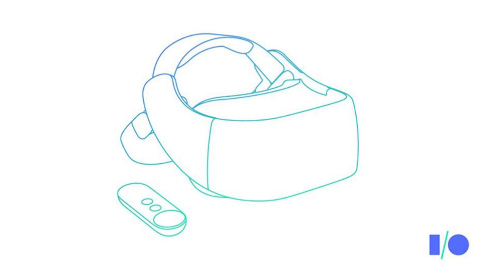 Googleの新Daydream VRヘッドセットはケーブルも外部カメラも不要!HTCとLenovoから年内発売