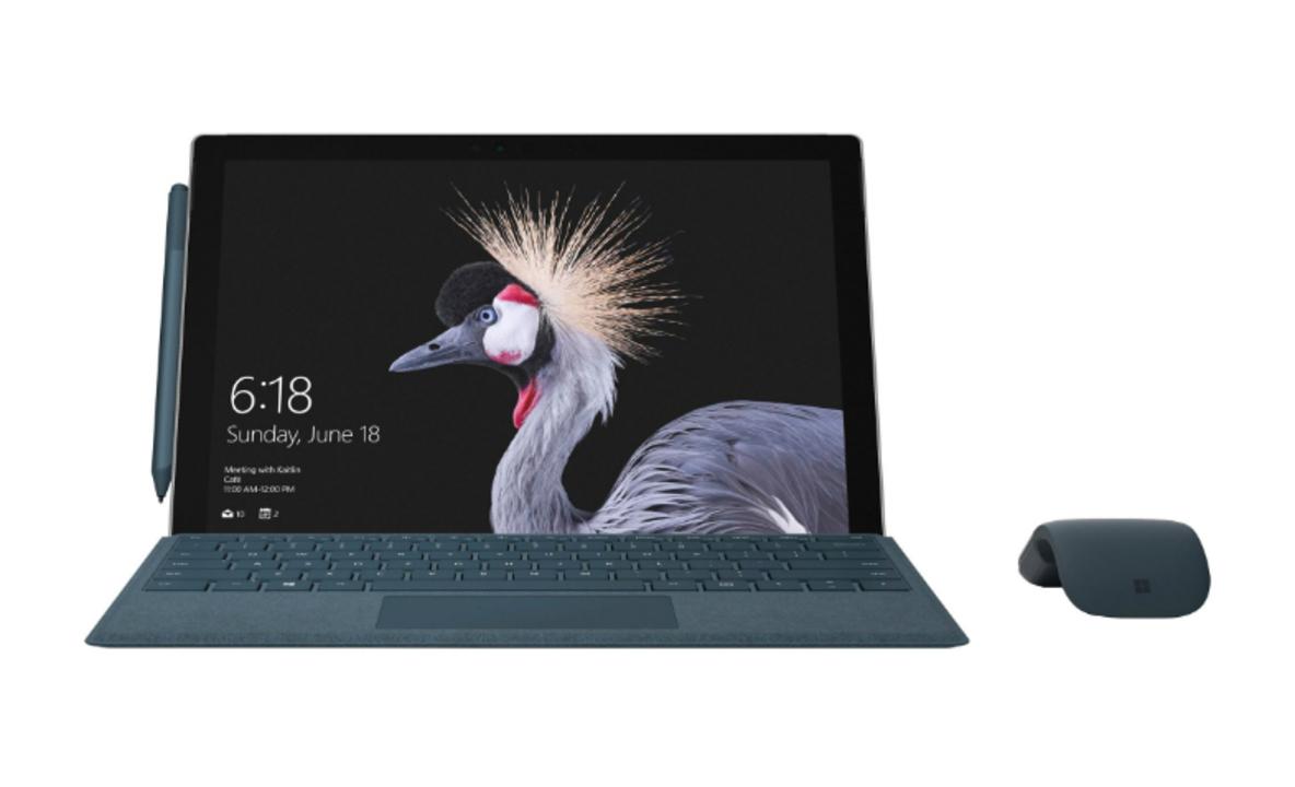 「新型Surface Pro」っぽい画像が流出。あまり変わってないかも…