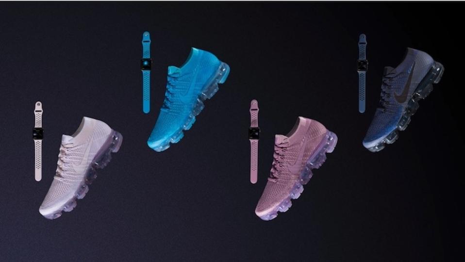 Apple Watchに夏の装い。「Nikeスポーツバンド」に新色登場