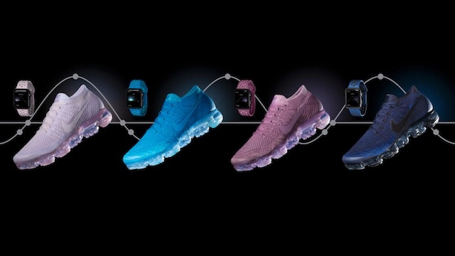 Nikeスポーツバンド 新色