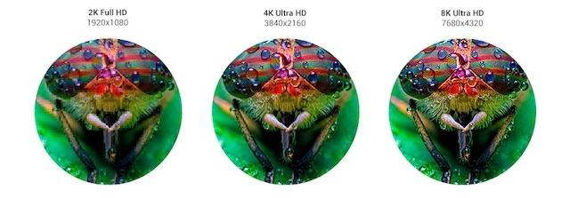 デルから世界初の31.5インチ/8Kモニタ「UP3218K」日本上陸へ!2