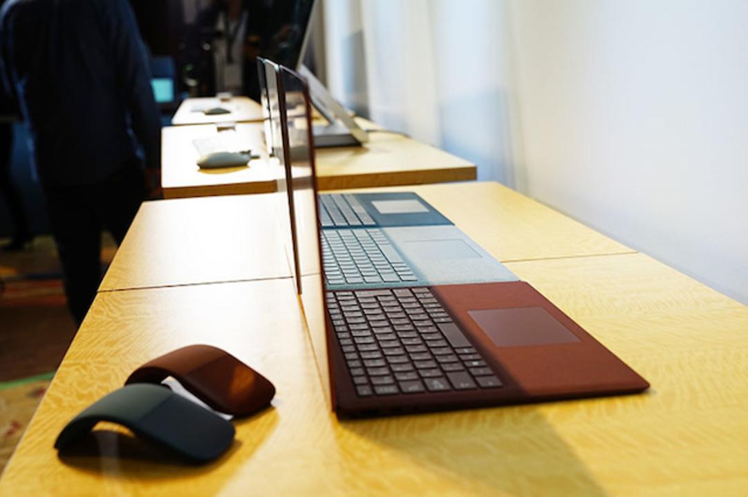 Surface新製品、4つのラインナップが出揃ってギズモード的に買うなら「Surface Laptop」かな……ハンズオンレビュー