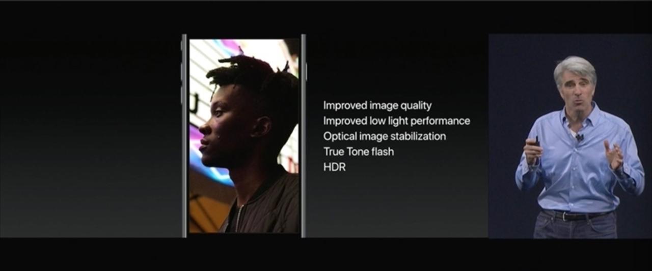 iOS 11でカメラ機能UP。Depth APIも提供されます #WWDC17