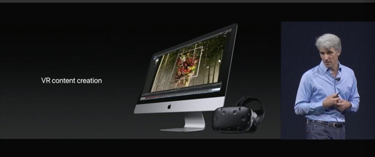 iMacがアップデート。4K機のグラフィクスは3倍速くなります #WWDC17
