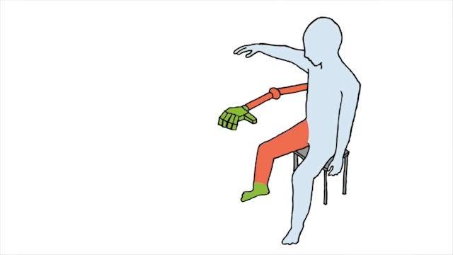 自動化じゃない、自在化だ!4本腕になれる「MetaLimbs」で人間の体の限界を超えろ2
