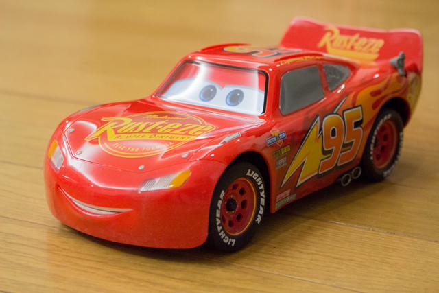 カチャウ!Spheroの最新おもちゃは『カーズ』のライトニング・マックィーン7