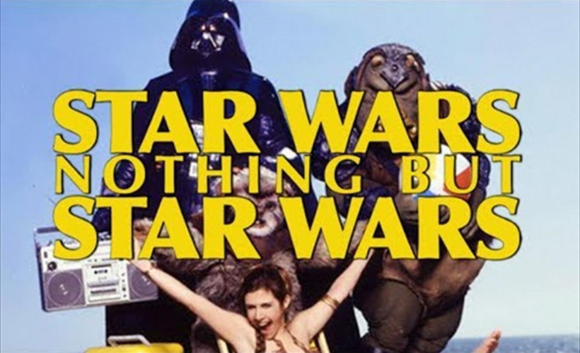 『スター・ウォーズ』のポップカルチャーへの影響の40年史を振り返る「STAR WARS NOTHING BUT STAR WARS」の完全版が公開