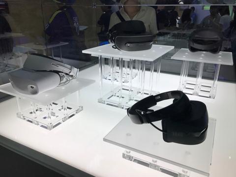 初展示のWindows Mixed Reality HMDほか、世界最大級のIT展示会「COMPUTEX」で気になったものレポート