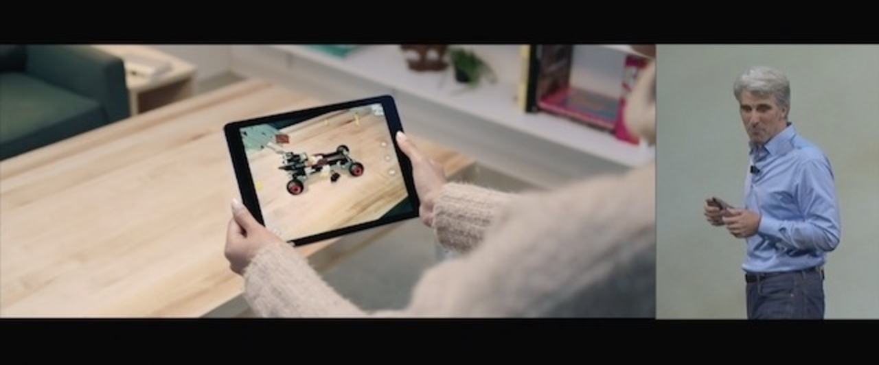 AppleがARに本気。ARKitはいきなり「世界最大のARプラットフォーム」に #WWDC17