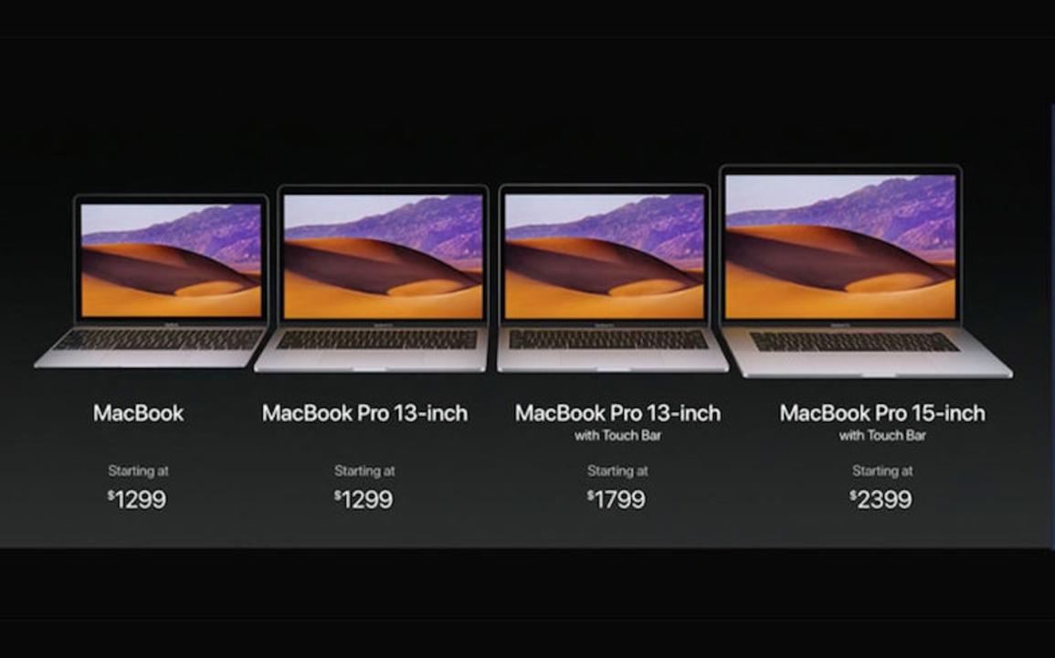 MacBook Proが全面刷新、ついにKaby Lake搭載。去年買っちゃった人はどうすれば… #WWDC17