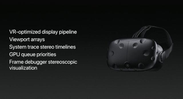 AppleがついにVRに参入。VRマシンとしてMacという選択肢も増えるのだろうか? #WWDC17