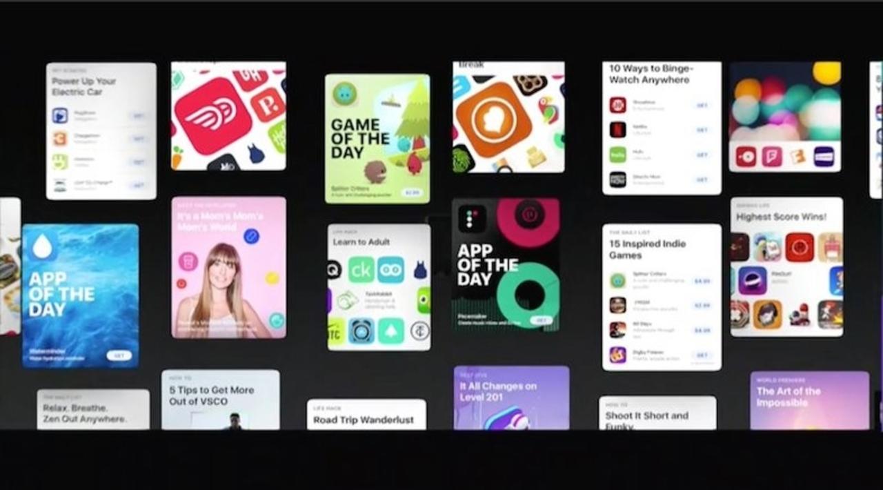 App Storeはリニューアルで「アプリ紹介メディア」になる? #WWDC17