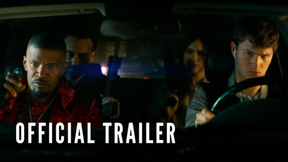 運転は音楽な映画『ベイビー・ドライバー』テキーラ予告編。日本公開も決定!