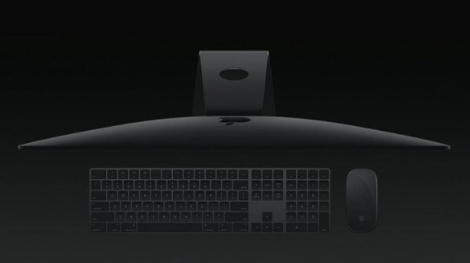 最強、最強だよ!「iMac Pro」だってよ #WWDC17