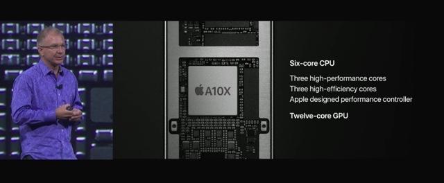 iPad Proシリーズに10.5インチモデルが加わってリニューアル。今日から予約できますよ #WWDC17 2