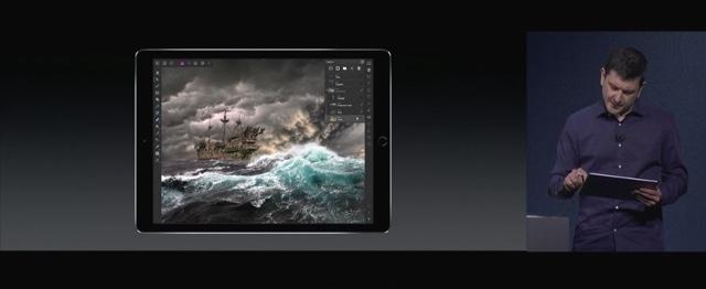 iPad Proシリーズに10.5インチモデルが加わってリニューアル。今日から予約できますよ #WWDC17 3