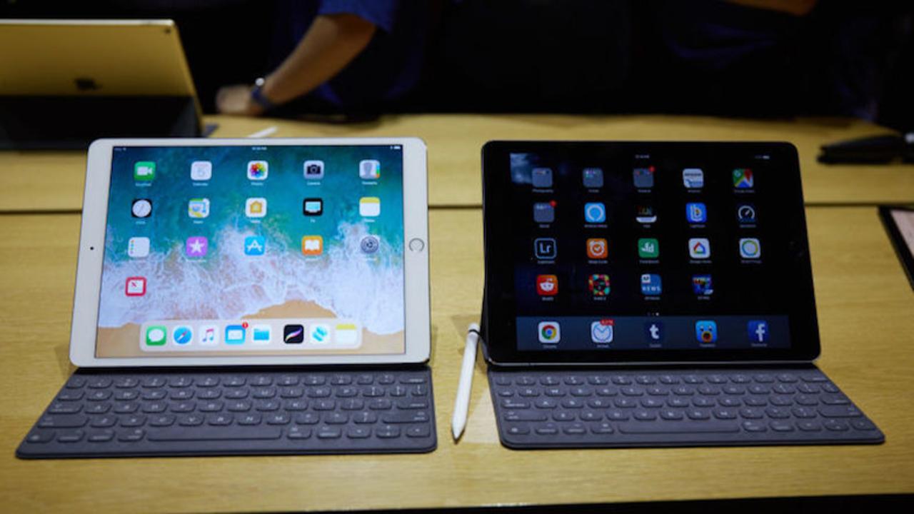 新iPad Proは超細ベゼル。次期iPhoneもこの流れよね? #WWDC2017