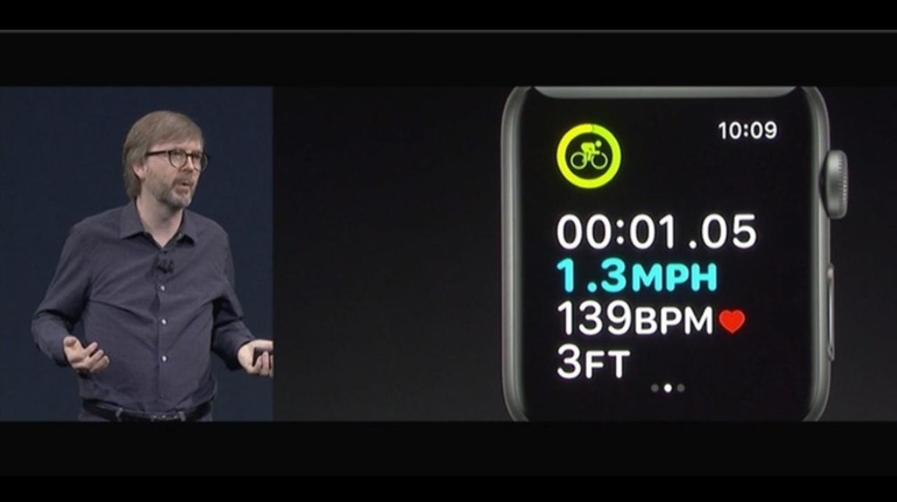 watchOSがまたも進化。「watchOS4」はさらにアナタを察してくれます #WWDC17