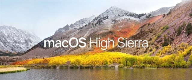 新macOSの名称は「Mac OS High Sierra」。ファイルシステム刷新で超高速に #WWDC17