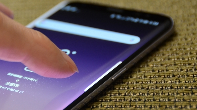 テクノロジーの詰め込みっぷり半端ない! やってきた未来の息吹「Galaxy S8」ハンズオン!