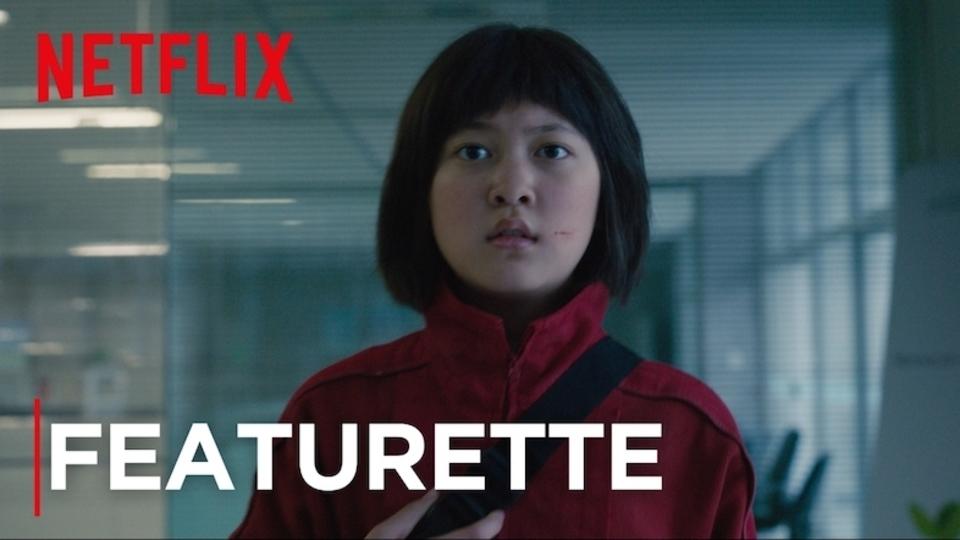 Netflixオリジナル映画『オクジャ』のフィーチャレット映像。「少女はどんな犠牲を払ってでもオクジャを助ける」