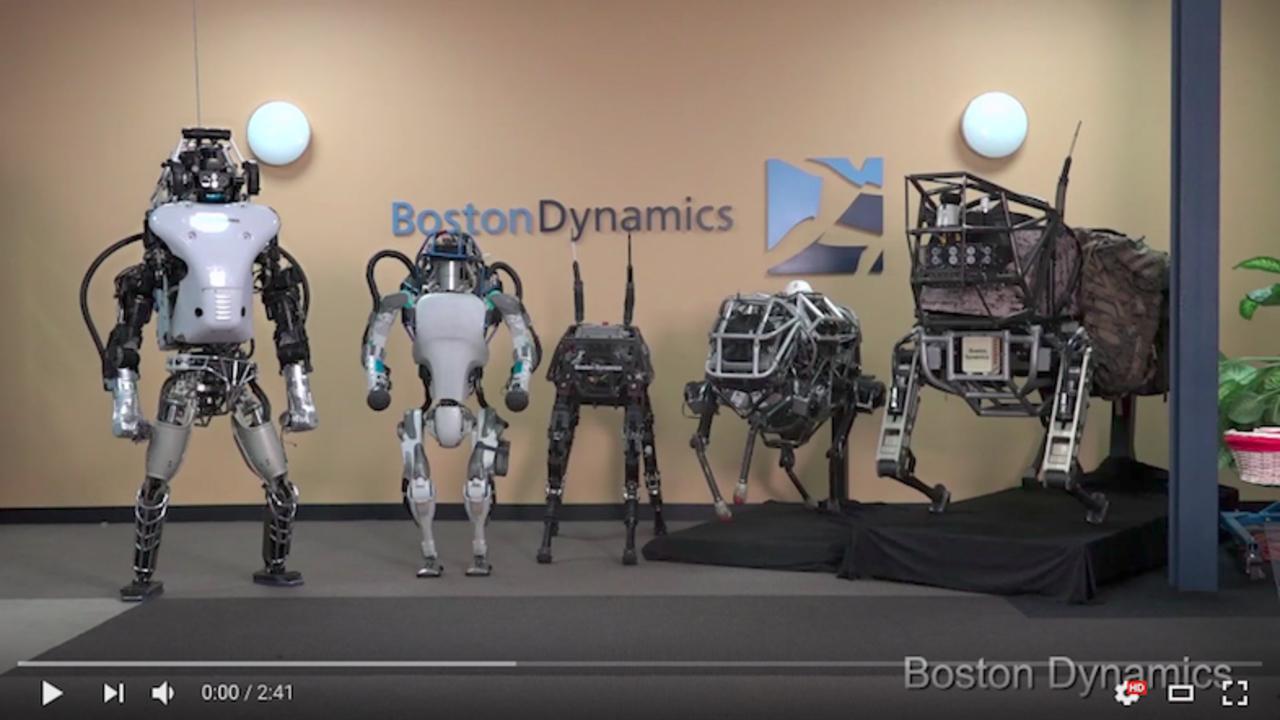 【速報】ソフトバンクがロボット開発の「ボストン・ダイナミクス」を買収。次のPepperは高機動型か?