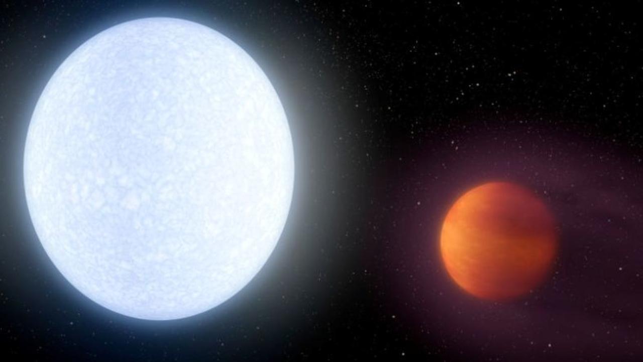 これって惑星? 昼間気温が4,300...
