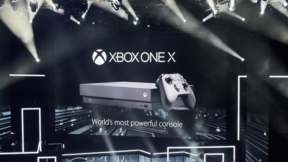 【E3 2017】Microsoftの発表まとめ:新ハード「Xbox One X」、4Kが堪能できる新作ゲームの数々