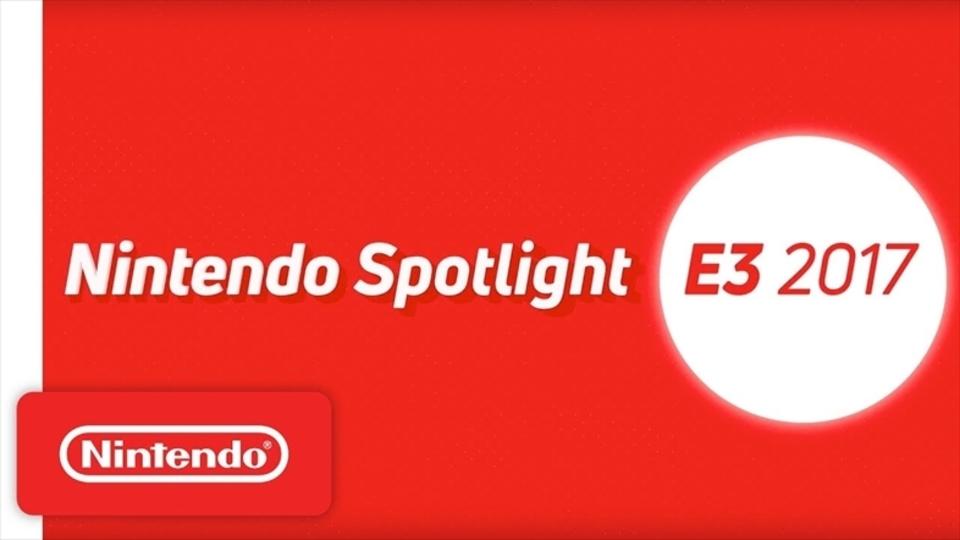 【E3 2017】ニンテンドースイッチの最新ソフトが目白押し。任天堂の発表まとめ