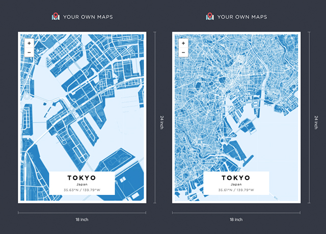 YOUR OWN MAPS 2
