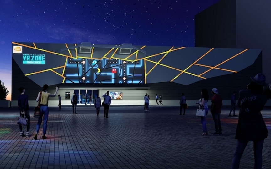 かめはめ波が撃てる日本最大級のVR遊園地「VR ZONE SHINJUKU」予約開始はもうすぐ!