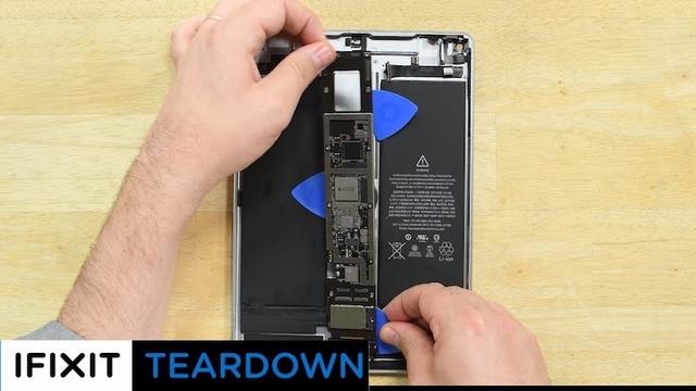 新生「10.5インチiPad Pro」をiFixitが分解レポ。120Hz駆動ディスプレイ周りに特徴が