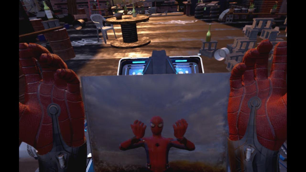 映画『スパイダーマン:ホームカミング』のVRコンテンツが登場。スターク社製スーツをお借りしよう
