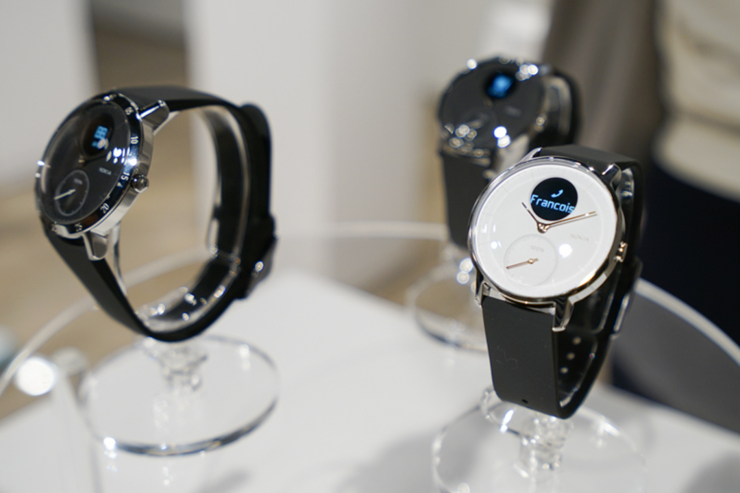 Nokiaが日本に帰ってきた! 腕時計型のフィットネストラッカーなど、デジタルヘルスケア製品を発売
