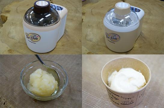 自宅で手軽にアイスを作ろう! ハイアール「アイスデリ」でアイス&シャーベットを作ってみた