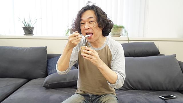 自宅で手軽にアイスを作ろう! ハイアール「アイスデリ」でアイス&シャーベットを作ってみた15
