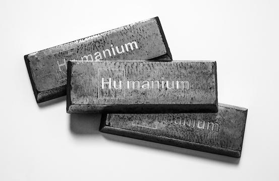 銃からできた金属「ヒューマニウム」がカンヌでイノベーションライオンズ受賞