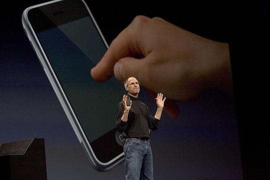 スティーブ・ジョブズはiPhoneに「戻る」ボタンを搭載したかった