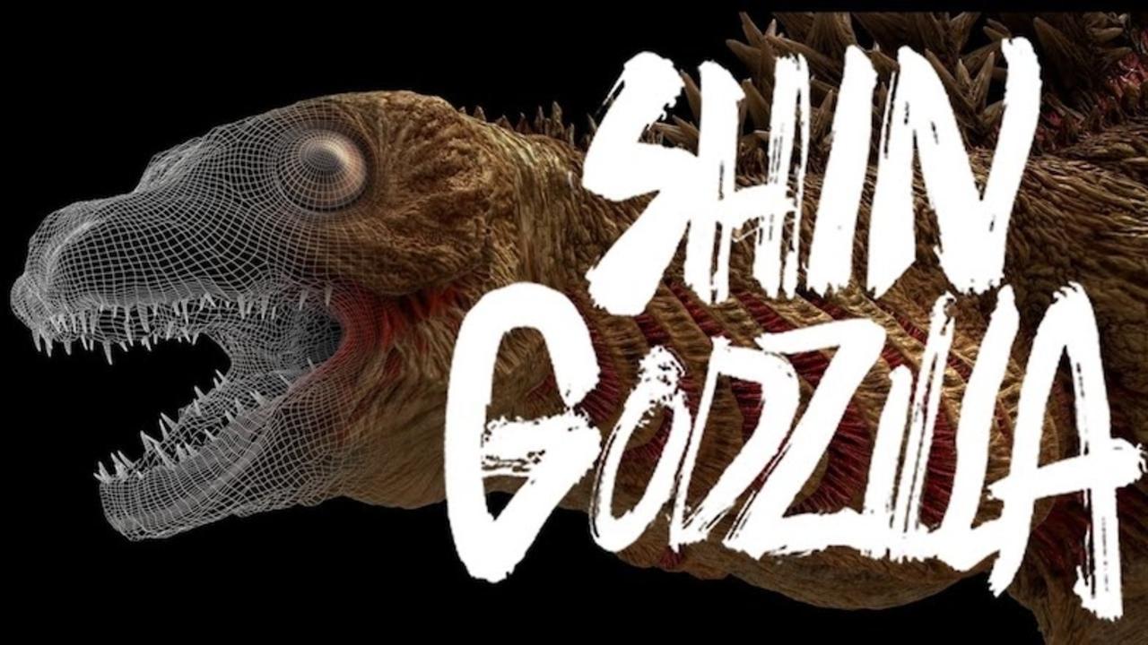映画『シン・ゴジラ』で使われたVFXのビフォー・アフター