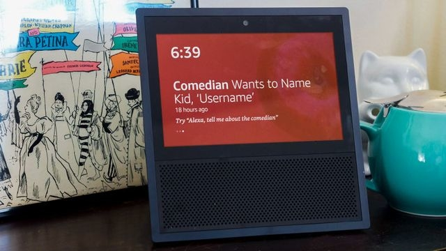Amazon Echo Showレビュー:Echo+画面=便利に決まってる6
