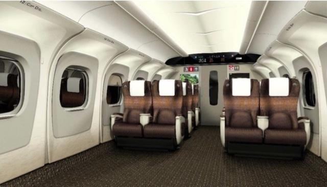 僕らが喜ぶ全席コンセントも採用。次期新幹線「N700S」のデザインに見る最新科学と追求されたユーザビリティ2