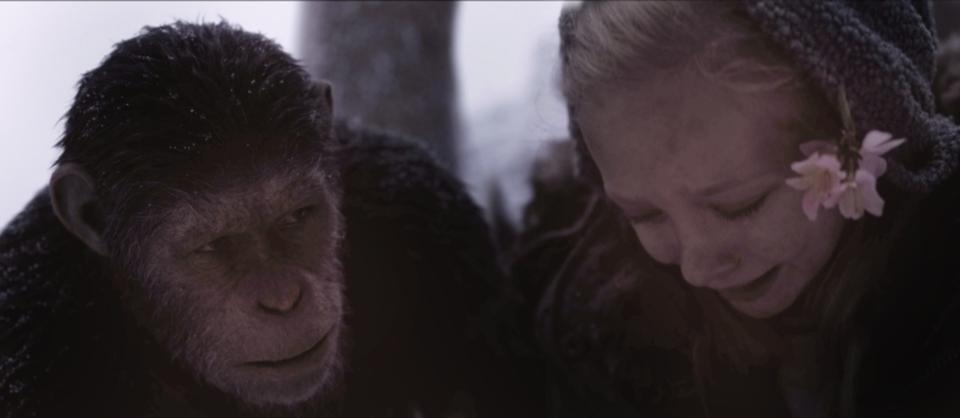 映画『猿の惑星:聖戦記』のメイキング映像。感情を揺さぶる猿はこうして生まれる