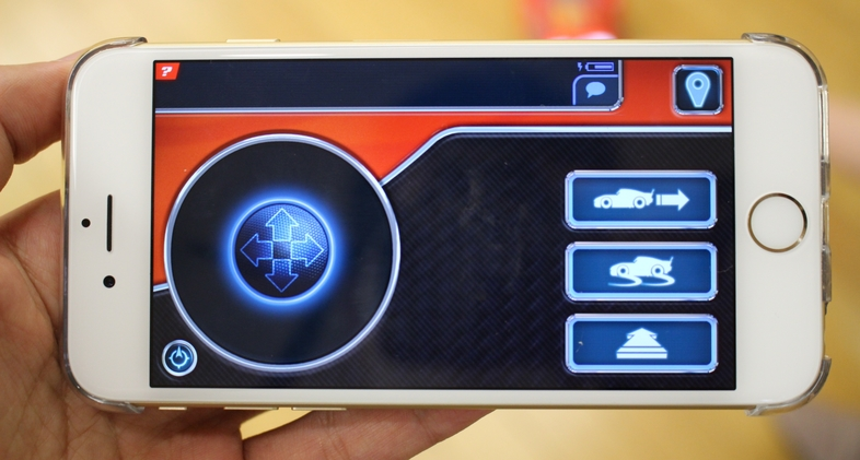 カチャウ!Spheroの最新おもちゃは『カーズ』のライトニング・マックィーン2