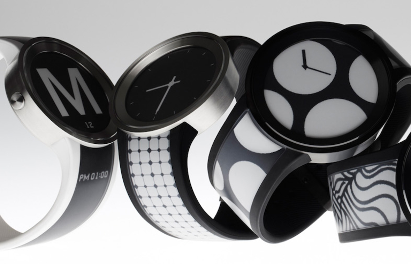 好きなデザインを身にまとえ。ソニーの電子ペーパー腕時計「FES Watch U」発売開始